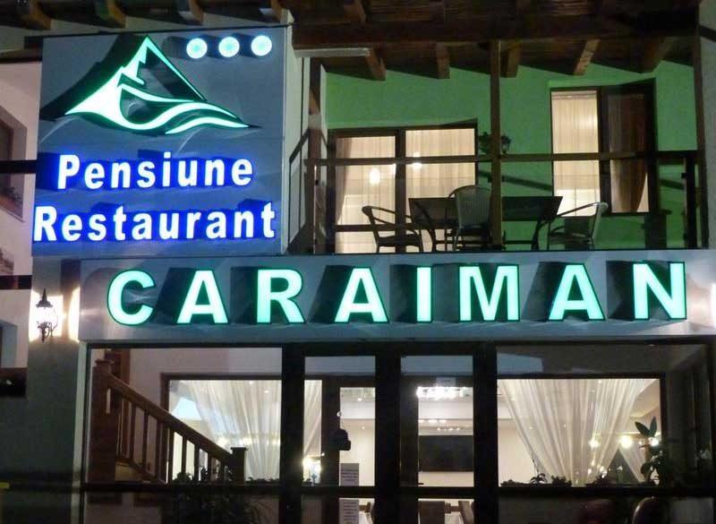 Pensiunea Caraiman Codlea